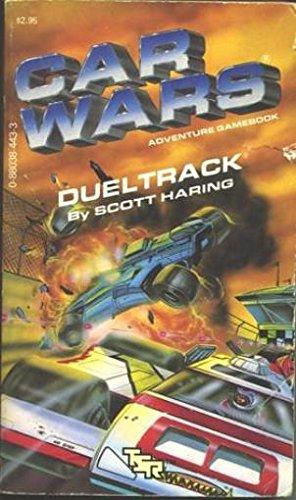 9780880384438: Dueltrack (Car Wars Adventure Game Book)