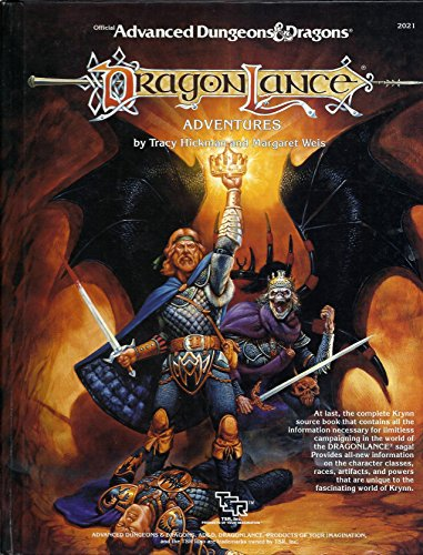 9780880384520: Dragonlance Adventures (Advanced Dungeons and Dragons)