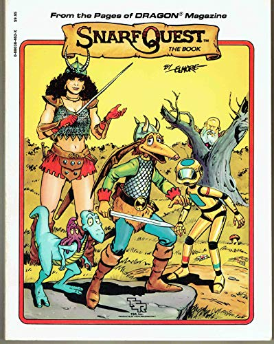 Snarfquest: The Book (From the Pages of Dragon Magazine)