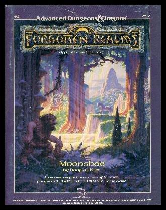 Moonshae: Dungeon & Dragons Forgotten Realms Special Module Fr2: Niles, Doug