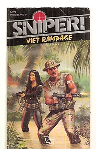 9780880384995: Viet Rampage (Sniper Gamebook, No 1)