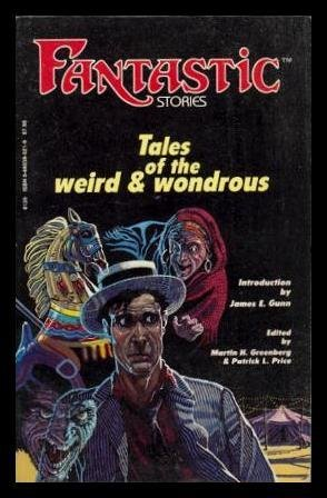 Fantastic stories: Tales of the weird & wondrous