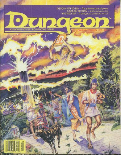 9780880385275: Dungeon Adventures Magazine, No 3
