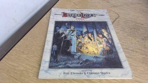 Dragonlance Sage Book One (TSR Graphic Novel)
