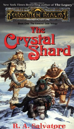 9780880385350: Crystal Shard (Forgotten Realms: Icewind Dale Trilogy)
