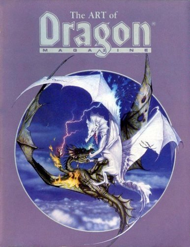 9780880385374: The Art of Dragon Magazine: Including All the Cover Art from the First Ten Years (Art Book)