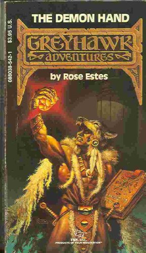 9780880385428: The Demon Hand: Greyhawk Adventure, No 5 (Greyhawk Adventures)