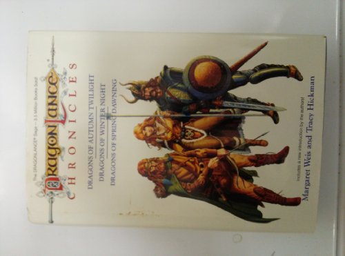9780880385435: The Dragonlance Chronicles/Dragons of Autumn Twilight/Dragons of Winter Night/Dragons of Spring Dawning