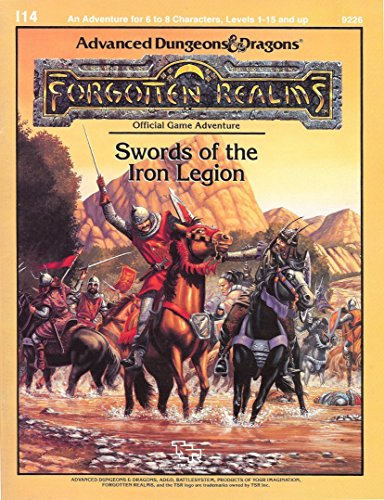 9780880385596: I14 Swords of the Iron Legion
