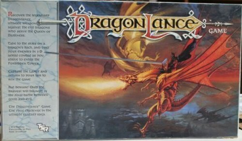 9780880385855: The Dragonlance Boardgame