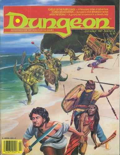 9780880386418: Dungeon Magazine: No 6