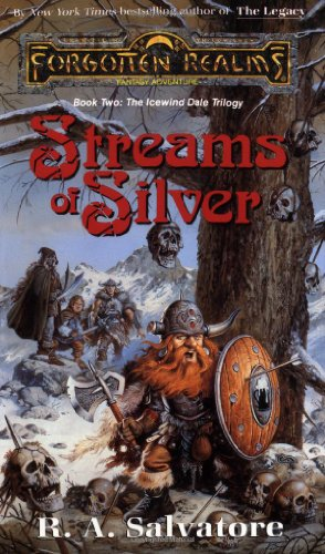 9780880386722: Streams of Silver (Forgotten Realms: The Icewind Dale Trilogy, Book 2)