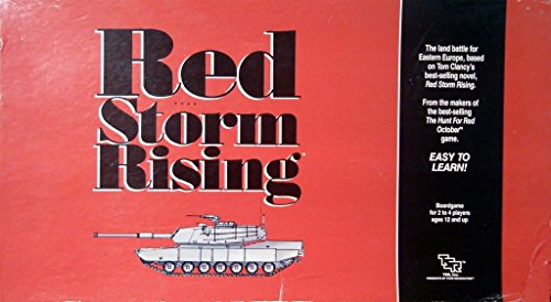 9780880387095: Red Storm Rising Game