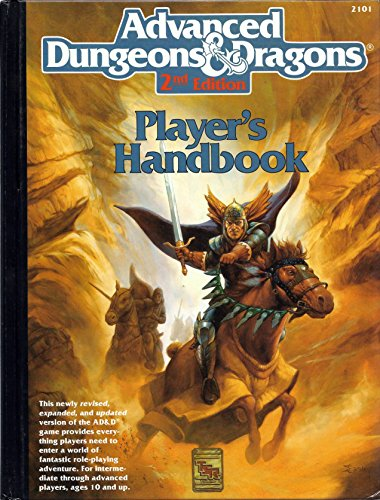 9780880387163: Player's Handbook: Advanced Dungeons and Dragons