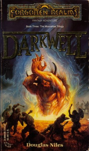 9780880387170: Darkwell: Forgotten Realms: Mooshae Trilogy, Book 3