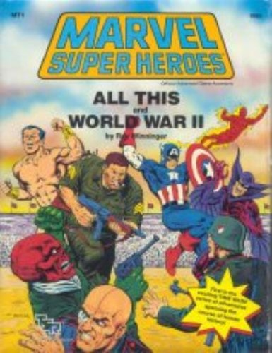 9780880387187: All This and World War II (Marvel Super Heroes)