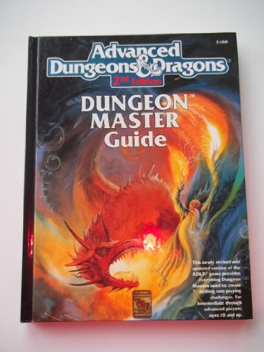 9780880387293: The Dungeon Master's Guide