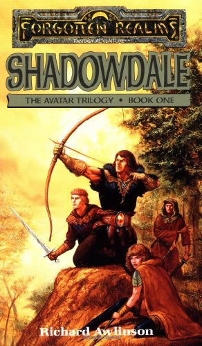 9780880387309: Shadowdale (Forgotten Realms: Avatar Trilogy, Book One)