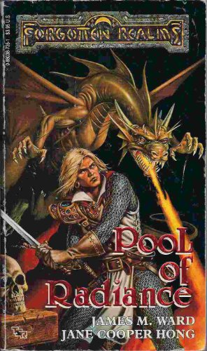Pool of Radiance (Forgotten Realms): Ward, James M.; Hong, Jane Cooper