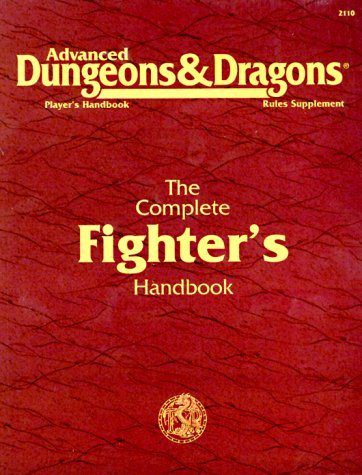 9780880387798: The Complete Fighter's Handbook