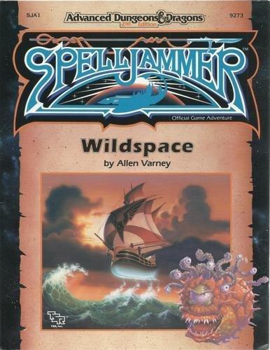 Wildspace (Advanced Dungeons and Dragons Spelljammer Adventure, SJA1) (0880388196) by Allen Varney