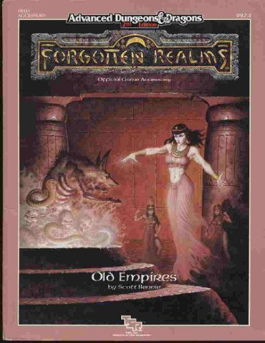 9780880388214: Old Empires (Advanced Dungeons & Dragons/Forgotten Realms Accessory FR10)