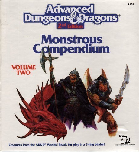 9780880388221: Monstrous Compendium: Dragonlance Appendix (Advanced Dungeons & Dragons)
