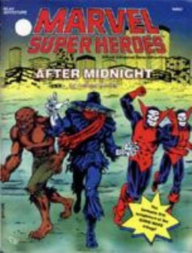 After Midnight: Marvel Super Heroes (Official Game Adventure): Herring, Anthony