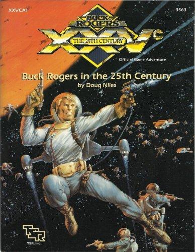 9780880388542: Buck Rogers in the 25th Century (XXVc RPG module XXVCA1)