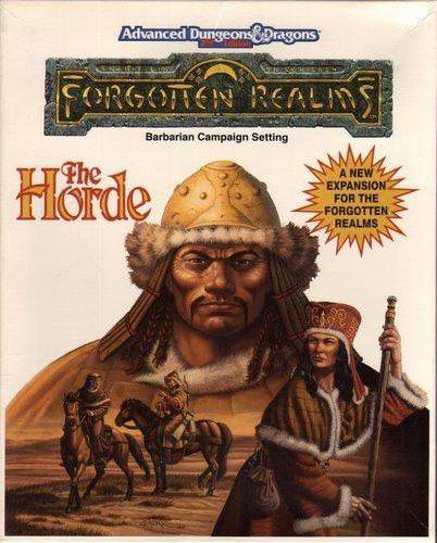 Horde, The: Cook, David