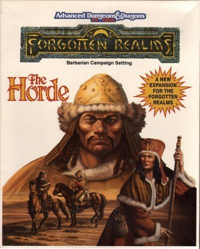 9780880388689: Horde Boxed Set (Advanced Dungeons & Dragons)
