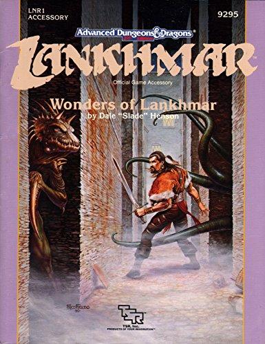 Wonders of Lankhmar (Advanced Dungeons & Dragons/Lankhmar Module LNR1): Henson, Dale