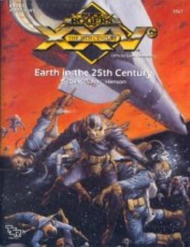 Earth in the 25th Century (Buck Rogers: TSR Staff