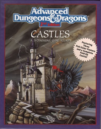 9780880388832: Castles (Advanced Dungeons and Dragons)