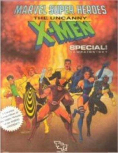 The Uncanny X-Men: Marvel Super Heroes (Marvel Universe/Boxed) (0880388889) by Jeff Grubb