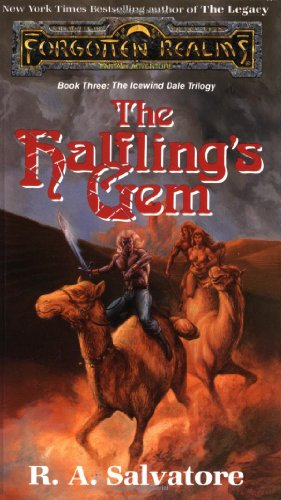 9780880389013: The Halfling's Gem (Forgotten Realms: The Icewind Dale Trilogy, Book 3)