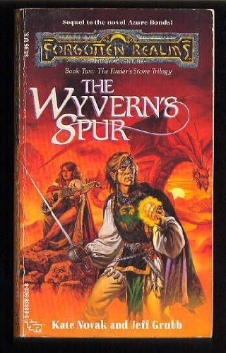 9780880389020: Wyvern's Spur (The finder's stone trilogy)