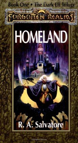9780880389051: Homeland (Forgotten Realms: Dark Elf Trilogy)