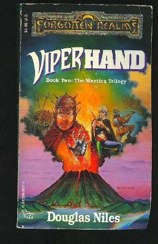 Viper Hand (Forgotten Realms: Book Two of