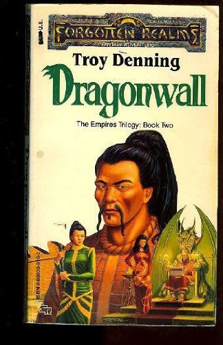 9780880389198: Dragonwall (Forgotten Realms: The Empires Trilogy, Book 2)