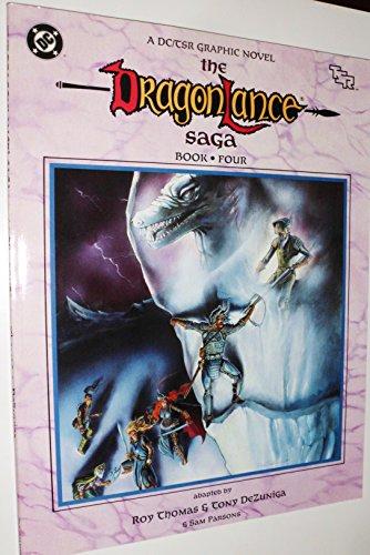 9780880389730: The Dragonlance Saga (A Dc/Tsr Graphic Novel, Book 4)