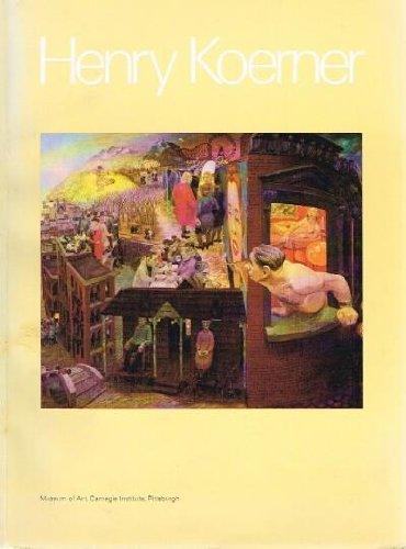 Henry Koerner: From Vienna to Pittsburgh: Stavitsky, Gail