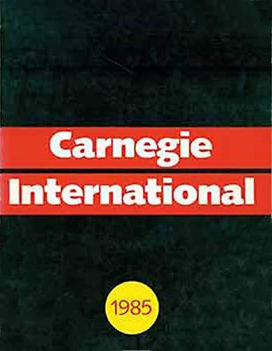 Carnegie International, 1985: Bos, Sashia, Et Al