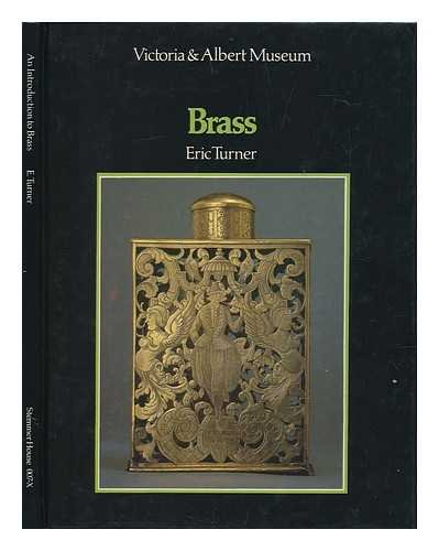 9780880450072: Introduction to Brass (V & A introductions to the decorative arts)