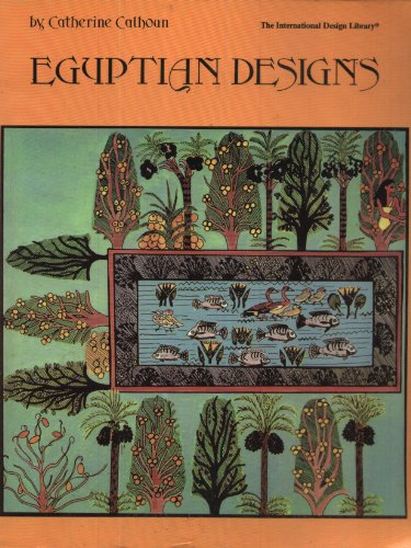 9780880450126: Egyptian Designs (International Design Library)