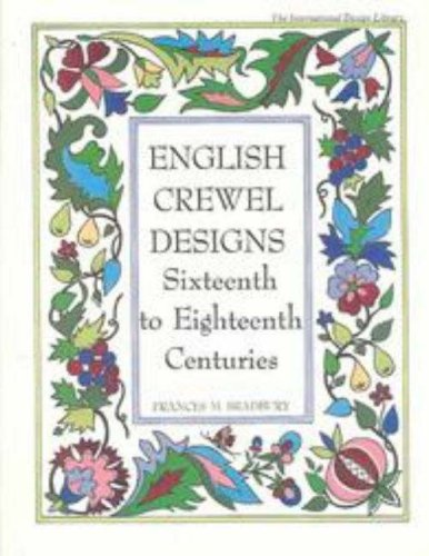 9780880450157: English Crewel Designs: 16th to 18th Centuries