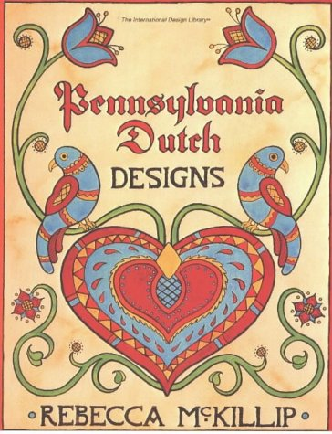 9780880450324: Pennsylvania Dutch Designs