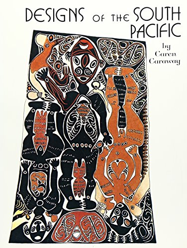 9780880450362: Designs of the South Pacific (International Design Library)