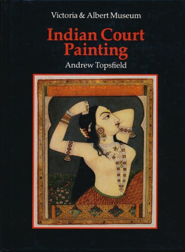 9780880450416: An Introduction to Indian Court Painting (The V & A introductions to the decorative arts)