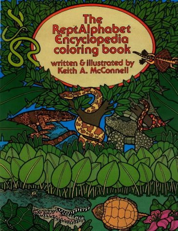 9780880450454: Reptalphabet Encycl (Naturalphabet Library)